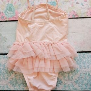Old Navy Swim - Ruffle Swimsuit Old Navy 12 -18 months